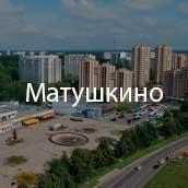 Матушкино