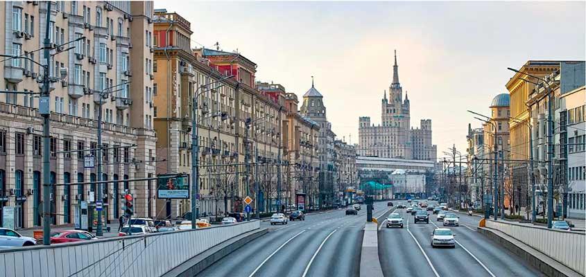 Цифровые пропуска в Москве